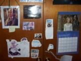 My closet...